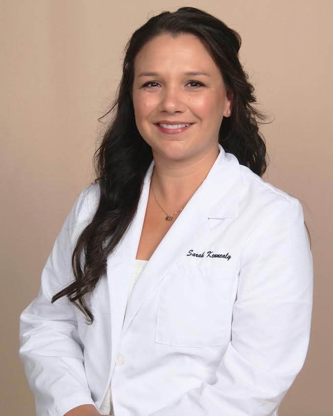 Dr. Sarah Kennealy, DDS.